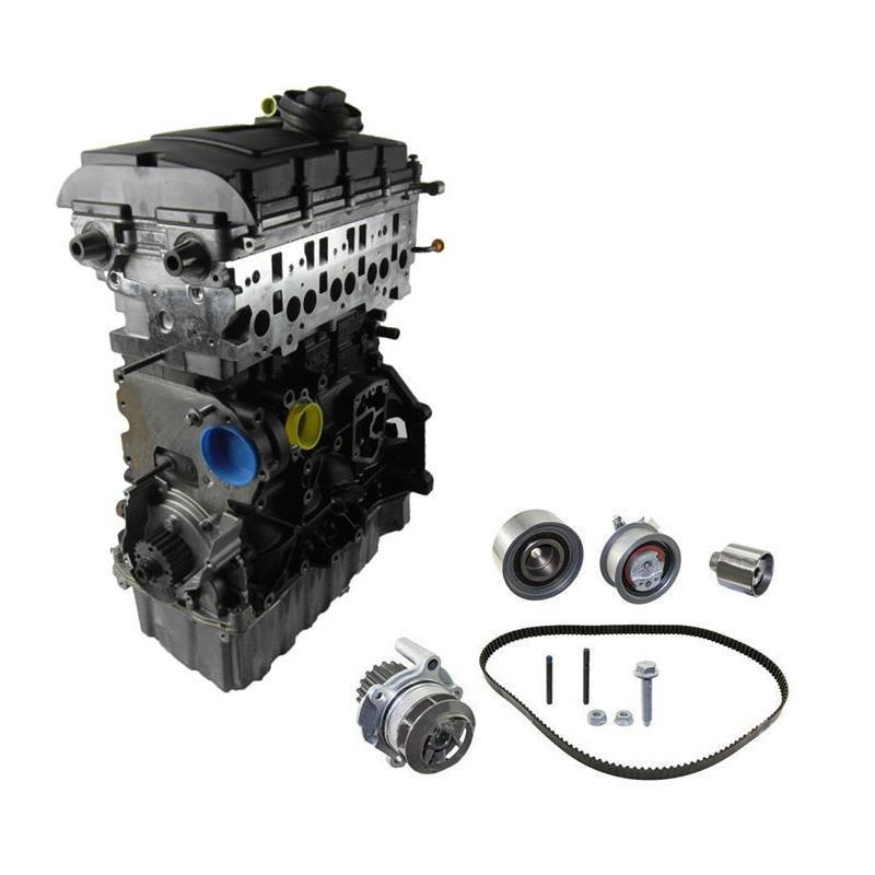 motor austauschmotor engine brd audi a4 2.0 tdi pumpe-düse 125 kw | ebay