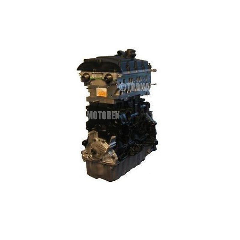 austauschmotor motor audi a4 2.0 tdi 16v bva engine long block | ebay
