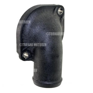 Thermostatgehäuse Flansch Audi VW Volvo 2.3 -2.5 AHD D5252T 074121121 cover