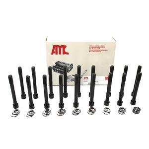 NEU Zylinderkopfschrauben Cylinder head screws Mitsubishi 2.5 TD 4D56T 258512