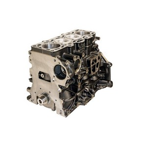 Inst. Kurbeltrieb Austauschmotor Audi Seat Skoda VW 1.6TDI CAYA CAYC CAYD engine