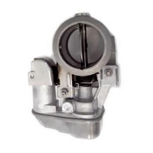 Abgasklappe Regelklappe VW Beetle Jetta 2.0 TDI 1K0253691B 1K0253691C Original