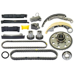 Steuerkette Steuerkettenkit Nissan 2.5 DCI D40 YD25DDTI Common Rail timing chain