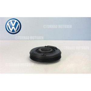 NEU Riemenscheibe Audi Volvo VW 2.4 2.5 TDI 074105251N 8627933 9163918 pulley