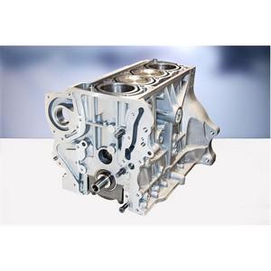 Inst. Kurbeltrieb Austauschmotor Audi Seat Skoda VW 1.6 16V BAG BLF BLP engine