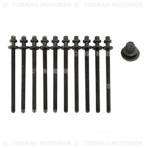 Zylinderkopfschrauben Set Opel 1.6 607960 90412701 cylinder head screw
