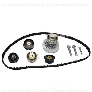 Zahnriemenkit mit Wasserpumpe Opel & Chevrolet 1.4 & 1.6 16V 55327723 Ruville