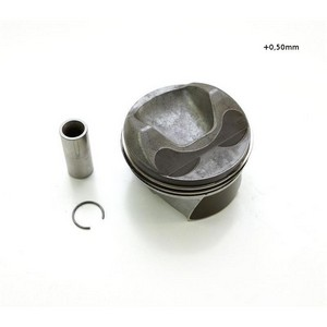Kolben +0,50mm ÜM VW / Audi / Seat / Skoda 2.0 FSI 06D107065K BLX BVY