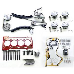 NEU Reparaturset (mit Übermaßkolben) für VW Audi Seat Skoda 1.4 TSI CAV CTH CTJ