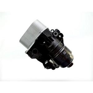 NEU Ölfilter mit Flansch + Ölkühler Audi Seat Skoda VW 1.6 2.0 TDI 03N117021 CLH