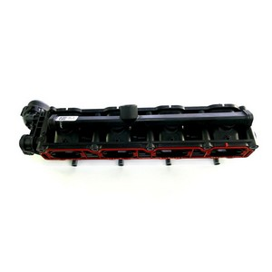Kraftstoffverteiler Ansaugrohr Audi 2.0 TFSI 06H133209F CFK CPM Fuel distributor