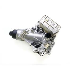 Ölfiltergehäuse Ölfilterbock + Ölkühler  Mercedes Benz 2.0 A6541805700