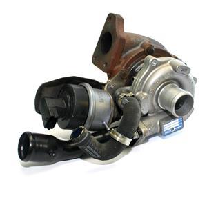 Turbolader  BorgWarner  Fiat 500 1.3 D  Multijet 55221409 199 B1.000 312 B1.000