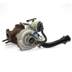 Turbolader  BorgWarner  Fiat  Lancia Opel 1.3 D 75 PS Multijet 73501343