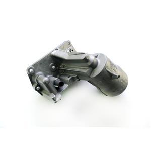 NEU Ölfiltergehäuse Ölfilterhalter VW T5 2.3  TDI 070115389E AXE AXD ORIGINAL