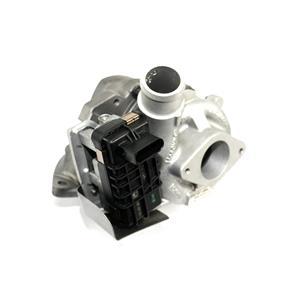 Aufb. Turbolader Ford 2.2 TDI BK3Q-6K682-CB DRR CVR
