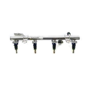 Gebr. Railrohr Verteilerrohr mit Membrane Mercedes MB A2660700795 M 266 ORIGINAL