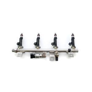 Gebr. Railrohr Verteilerrohr mit Sensor Mercedes MB A2660701395 M 266 ORIGINAL