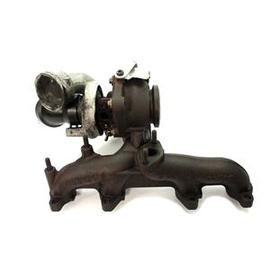Gebr. Turbolader Audi Seat Skoda VW 1.9 TDI 03G253019K turbocharger ORIGINAL