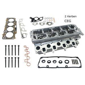 NEU Zylinderkopf + Kit für VW Audi Seat Skoda 2.0 TDI CBB 908700 AMC
