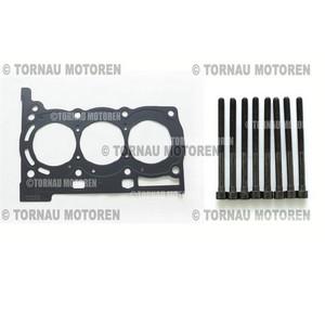 Zylinderkopfschrauben Dichtung Set Citroen Toyota Daihatsu 1.0 1KR-FE