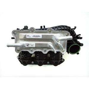 Ansaugkrümmer Ladeluftkühler VW Seat Skoda Audi 1.0 TSI TFSI 04C129709D CHZ