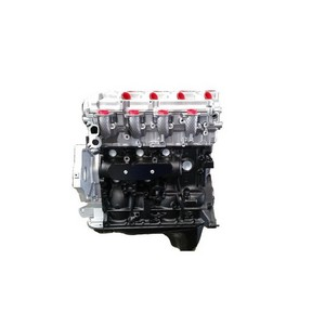 Austauschmotor Motor Mitsubishi L200 4D56HP 2.5 TD 16V long block engine