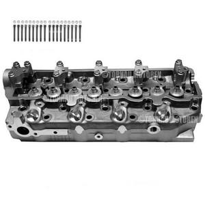 NEU Zylinderkopf Kit nackt Mitsubishi Hyundai 2.5 D 4D56T 908513 MD303750 MD0405