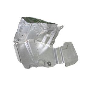Hitzeschutzblech Abdeckblech für Katalysator VW POLO/SEAT IBIZA 1,2 Heat Shield