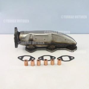 Abgaskrümmer Audi VW 2.5 TDI V6 BAU BCZ AKE BDH BDG 059253033C exhaust manifold