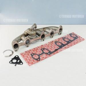 Abgaskrümmer mit Dichtungen Edelstahlkrümmer VW T5 / 2.5 TDI 070253017A