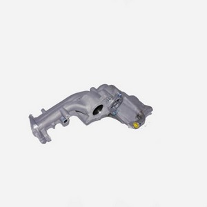 Abgasleitung Auspuffleitung Gehäuse Mercedes MB 6461401408 / 6461401608