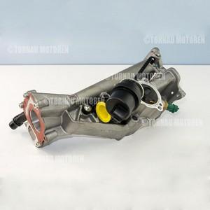 AGR Abgasrückführung Kühlung Opel 2.0 A20DTH 55577443 exhaust gas recirculation