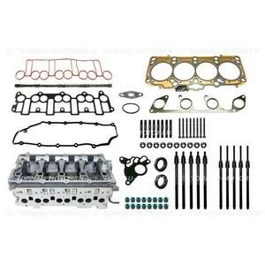 NEU Zylinderkopf Kit (2) VW Passat 2.0 TDI BMR 908718 908711 03G103351B