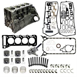 Motorblock Set 4 Motor Mercedes 2.2 CDI OM611 OM611.960 OM611.961 OM.611.962