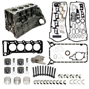 Motorblock Set 4 Motor Mercedes 2.2 CDI OM646 OM646.951 OM646.961 OM646.981