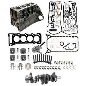 Motorblock Set 5 Motor Mercedes 2.2 CDI OM611 OM611.960 OM611.961 OM.611.962