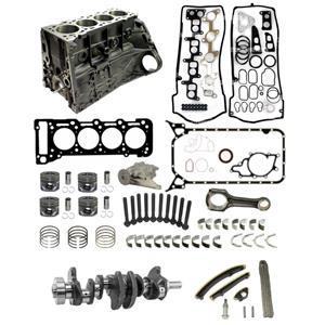 Motorblock Set 7 Motor Mercedes 2.2 CDI OM646 OM646.951 OM646.961 OM646.981