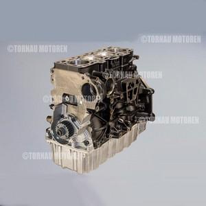 Kurbeltrieb Austauschmotor Audi 2.0 TDI CMFA CMGA CMG CMF engine short block