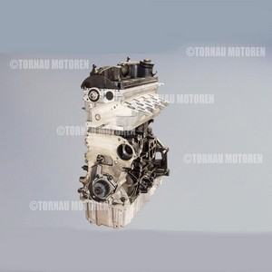 Austauschmotor Motor Transporter T5 2.0 BiTDI Common Rail CFCA CFC engine