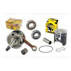 Kurbelwellen Kit Lager KTM SX 85 ccm 2003-2017 piston / crankshaft /  bearings
