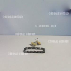 Kettenspanner mit Steuerkette Audi Seat Skoda VW 2.0 FSI / TFSI 06F109217A AXX
