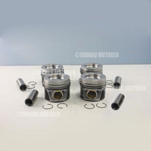 Kolben Set Standard Audi Seat Skoda VW 2.0 TDI 03L107065AC CFCA CKUB CSHA piston