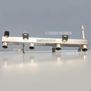 Kraftstoffverteiler Verteiler Opel 1.4 / A14NET /55565971 / 0280151247 fuel rail
