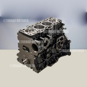 Kurbeltrieb Austauschmotor Audi Seat Skoda VW 1.9 AJM AVB BKC BXE AVF shortblock