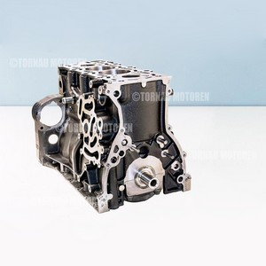 Kurbeltrieb Austauschmotor Mercedes MB A / B Klasse OM 640.940 / 941 / 942 CDI