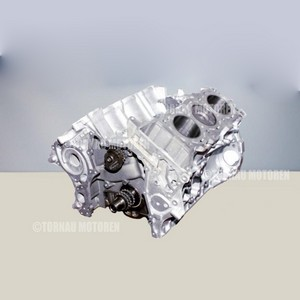 Kurbeltrieb Austauschmotor Mercedes MB 3.0 CDI OM642 engine short block