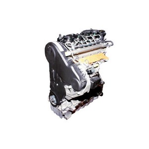 Austauschmotor mit Einspritzanlage Audi Seat Skoda VW 2.0 TDI CBDC CJAA CMEA