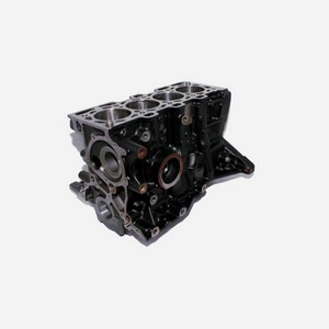 Kurbelgehäuse Motorblock Kurbeltrieb nackt Suzuki Renault Nissan 1.5 dci K9K