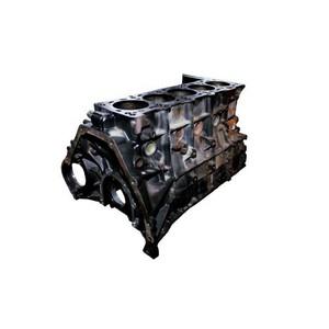 Kurbelgehäuse Motorblock Kurbeltrieb nackt Ssangyong Rexton 2.7 Xdi OM665.926
